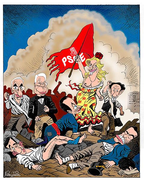 PSOE-copia